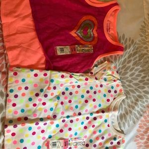2 24 months tops for girls